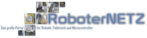 Roboter Netz