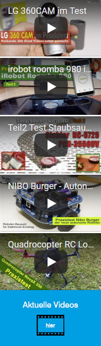 Elektronik Roboternetz Youtubekanal