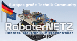 Roboternetz - Powered by vBulletin