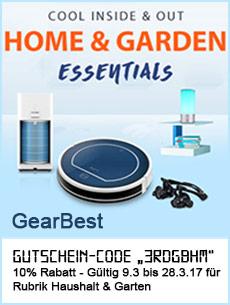 GearBest Promotion