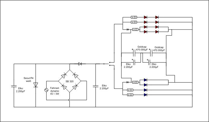 LED-Dynamo-Fahrradschaltplan so realisierbar? [Archiv] - Roboternetz